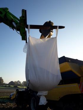 Determination du poids du big bag