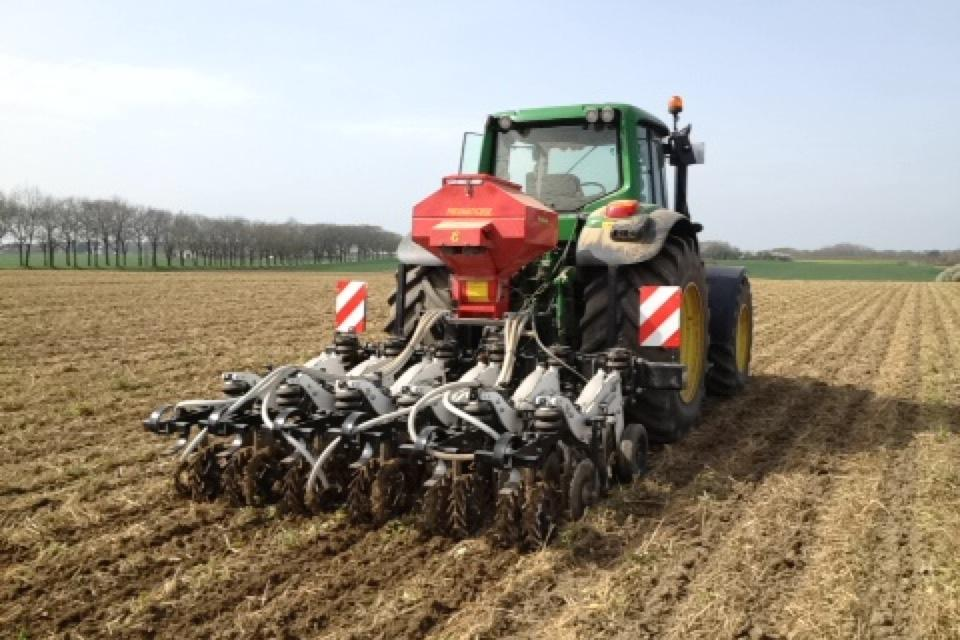 Strip-Till de printemps