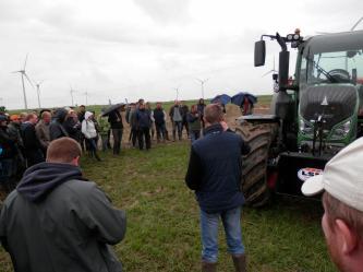 Présentation machines agricoles